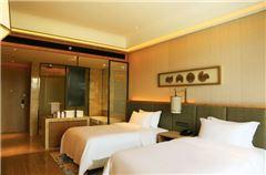 阳光海景双床房