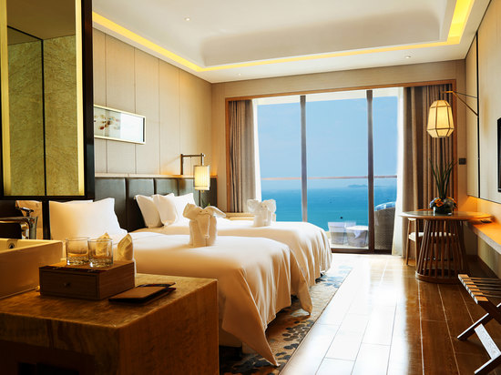 Deluxe Ocean-view Room