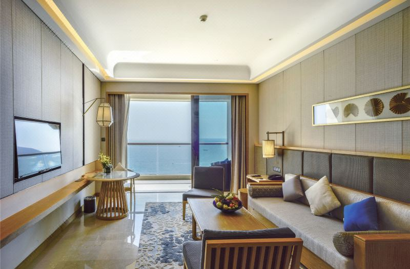 Vip Family Ocean-view Suite