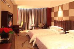 A座標準雙床房