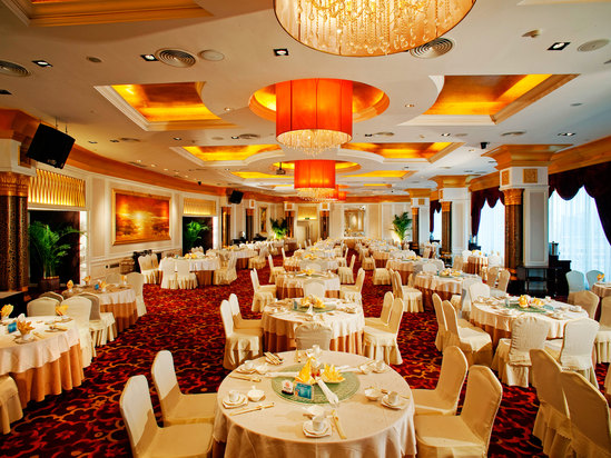 漢宮中餐大廳
