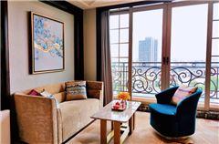 Deluxe Garden-view Twin Room