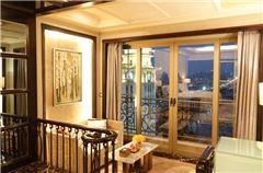 城堡江景双床房