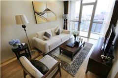 Standard 2-bedroom and 1-living room