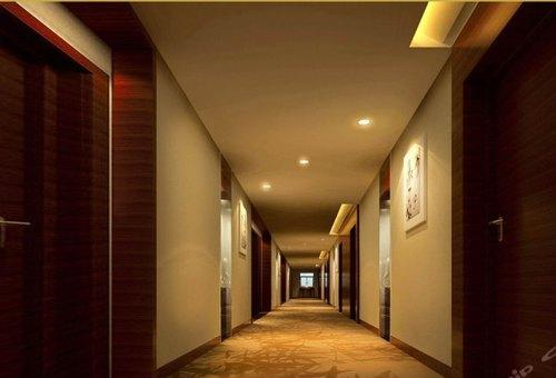 中式 走廊