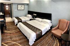 家庭温馨双床房