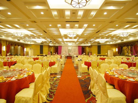 红棉厅婚宴