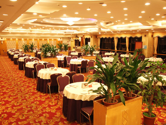 得云宫26餐厅大厅