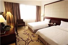 Executive Riverview Twin Room