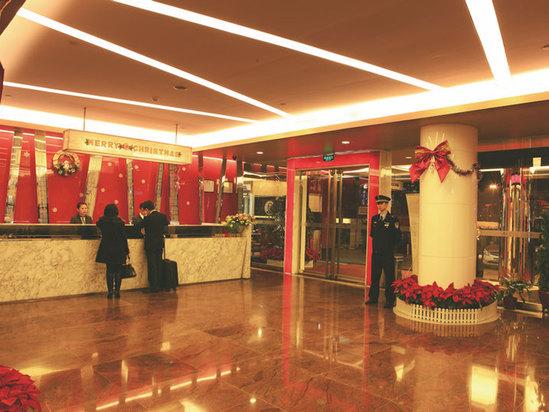 Hotel Lobby