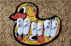 小黄鸭亲子主题套房