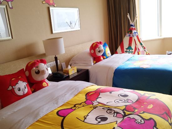 猪猪侠·酷芽海景双床房