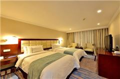 City-view Deluxe Twin Room
