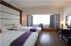 風情豪華雙床房