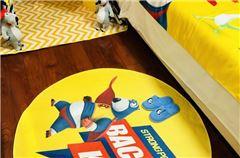 贝肯熊亲子大床房