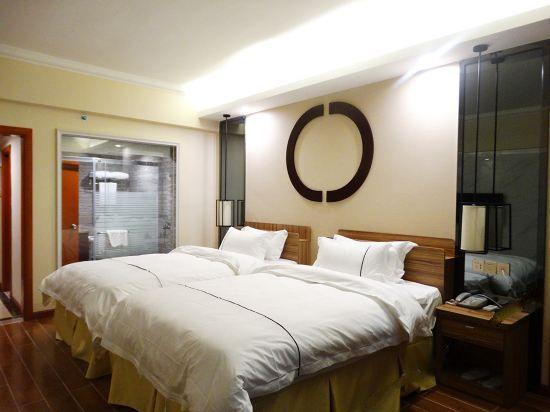 高级行政双床房