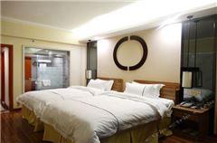 高級行政雙床房