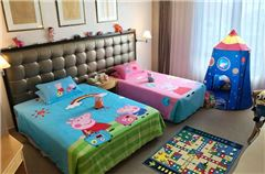 欢乐时光亲子双床房