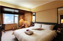 海景雙床房