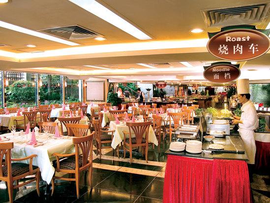 绿茵阁自助餐厅