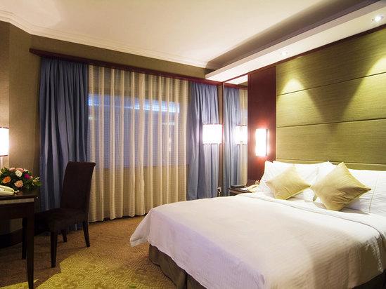 標準大床房