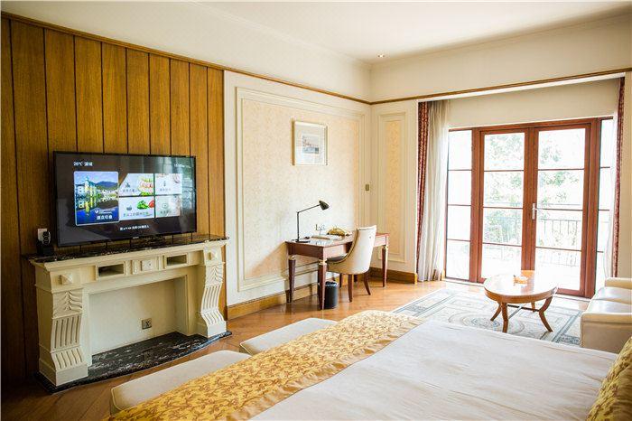Tea valleys Lake-view Queen Room
