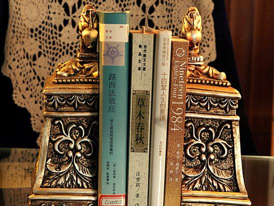老上海大书房