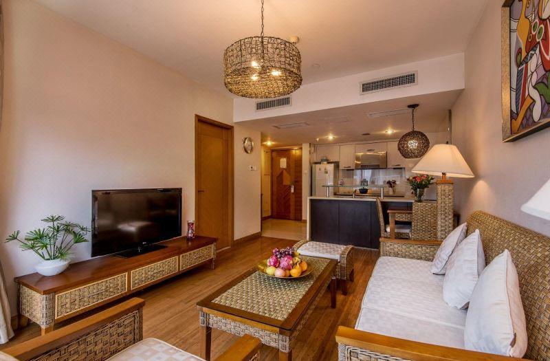 豪華單房公寓