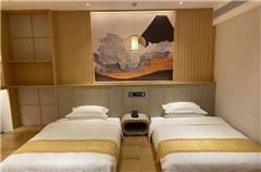 Standard Twin Room With Japanese Style