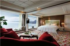VIP villa Deluxe Ocean-view Queen Room