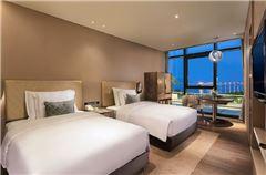 Twin Bed Classics Sea View Room