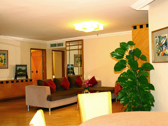 3-bedroom and  1-living room Apartment