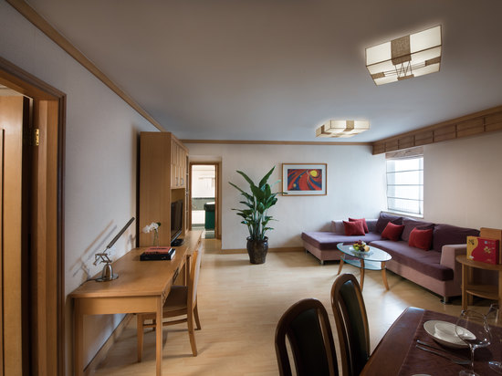 1-bedroom and 1-living room Apartment