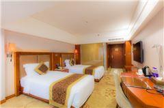 高級豪華雙床房