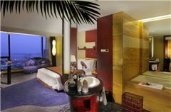 觀澳海景高級大床房
