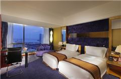 觀澳海景豪華雙床房