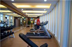 健身娛樂設施