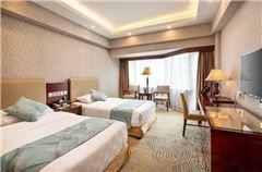 江景雙床房
