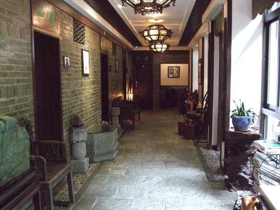 一楼走廊1
