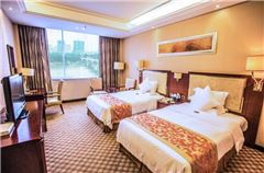Riverview Business Twin Room