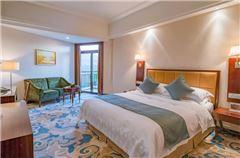 River-view Balcony Queen Room