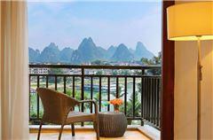 River-view Balcony Twin Room