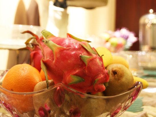 行政休闲区水果