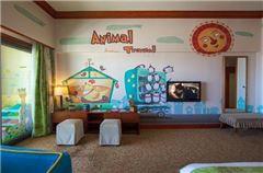 動物旅行親子家庭房