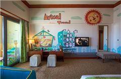 Animals Travel Family Room
