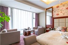 Business Peony Theme Single Room