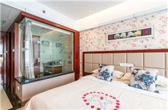 Peony Theme Smart Queen Room