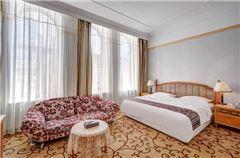 百年历史名人大床房