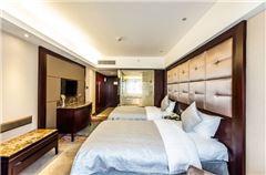 VIP Villa Standard Twin Bed  Room