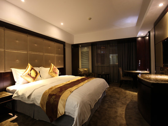 VIP Villa Standard Queen Room